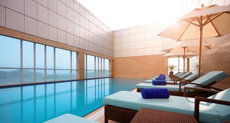 Millennium Hotel FujairahPool