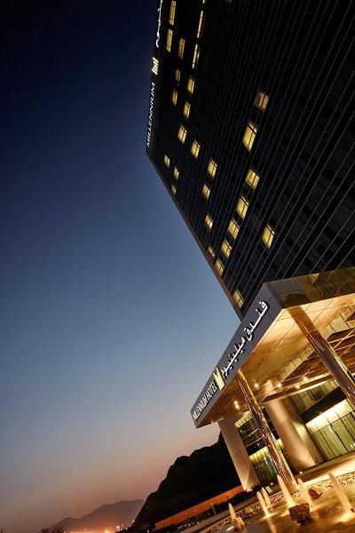 Millennium Hotel FujairahAuߟenaufnahme