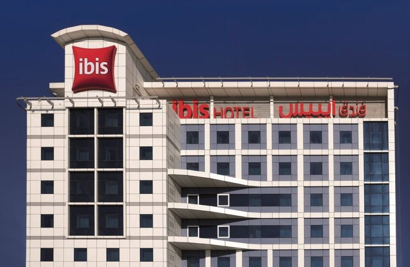ibis Al BarshaAuߟenaufnahme