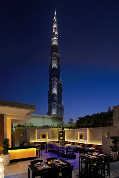 The Address Dubai MallRestaurant