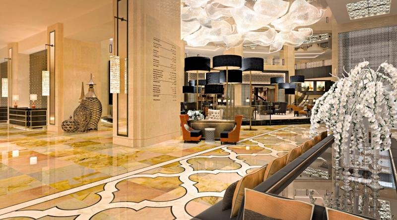 The H DubaiLounge/Empfang
