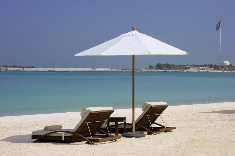 The St. Regis Abu DhabiStrand