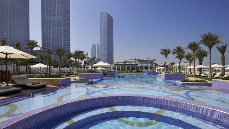 The St. Regis Abu DhabiPool