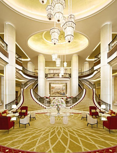 The St. Regis Abu DhabiLounge/Empfang