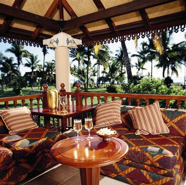 Sofitel Mauritius l'Imperial Resort & SpaTerasse