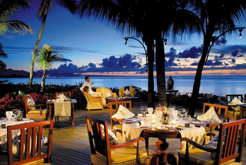 Beachcomber Le VictoriaRestaurant