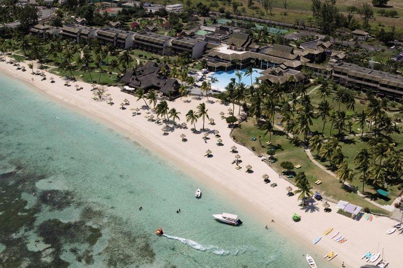 Sofitel Mauritius l'Imperial Resort & SpaAuߟenaufnahme
