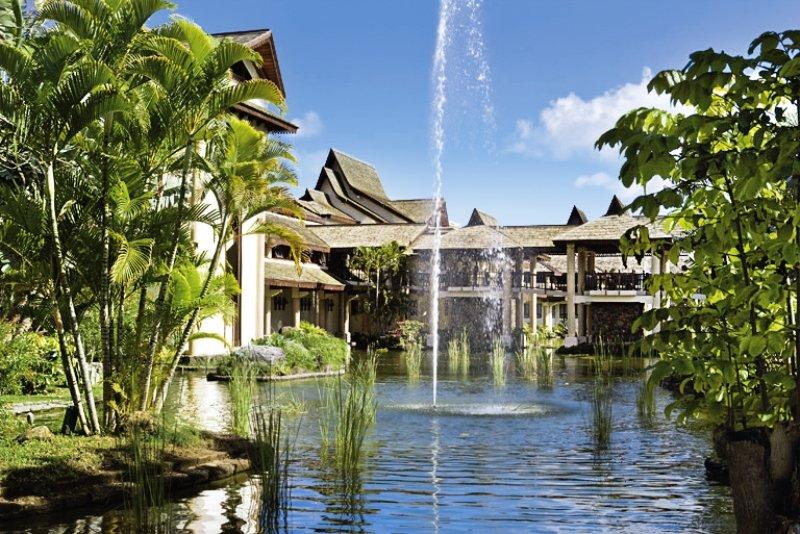 Sofitel Mauritius l'Imperial Resort & SpaGarten