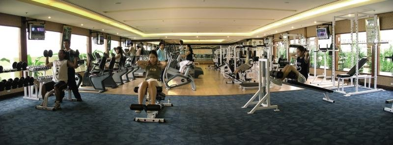 Prince Palace BangkokSport und Freizeit