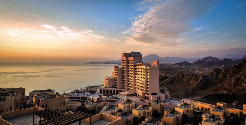 Fairmont Fujairah Beach ResortStrand