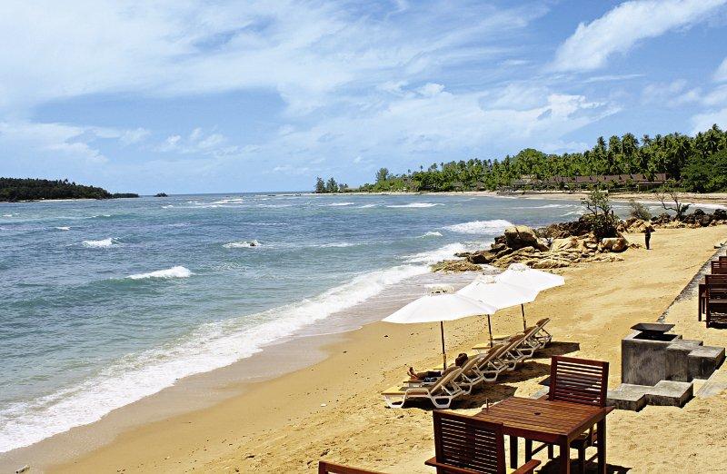 Nora Buri Resort & SpaStrand