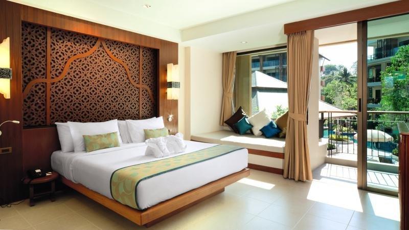 Rawai Palm Beach ResortWohnbeispiel
