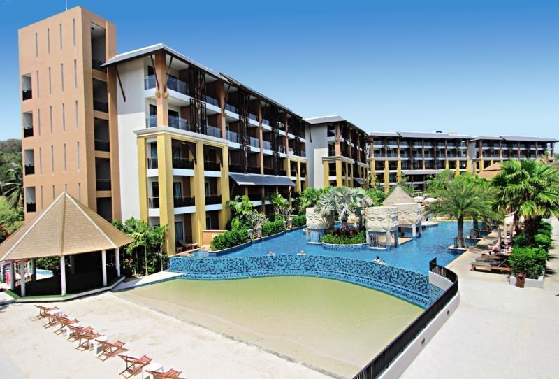 Rawai Palm Beach ResortAuߟenaufnahme