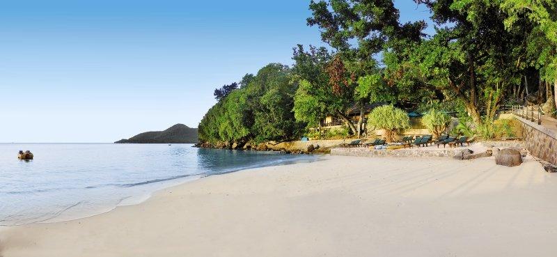 Cerf Island ResortStrand