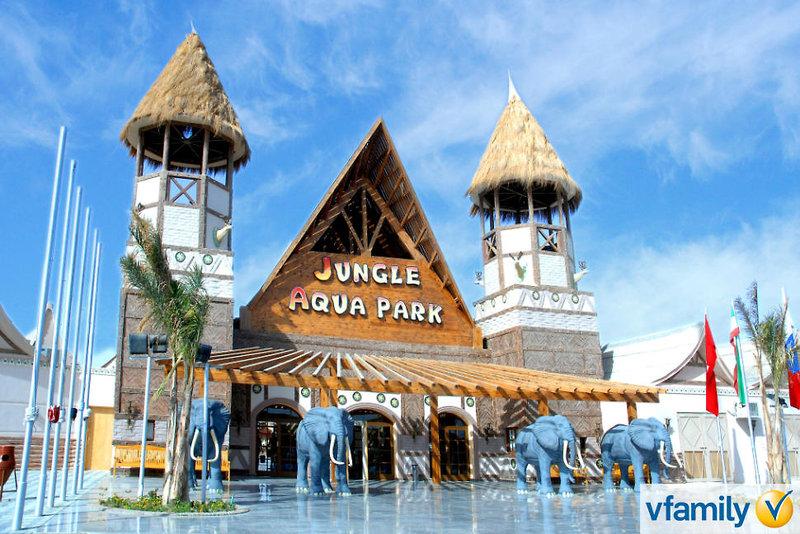 Jungle Aqua Park Resort Hurghada