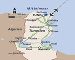 Tunesien Rundreise und Baden