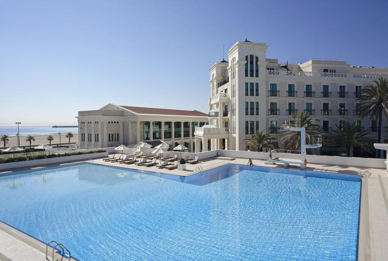 Hotel Balneario Las Arenas in Valencia (València) ab 1020 €
