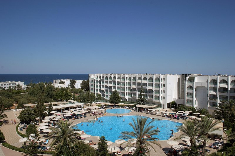 7 Tage Tunesien All Inclusive mit Flug & Transfer