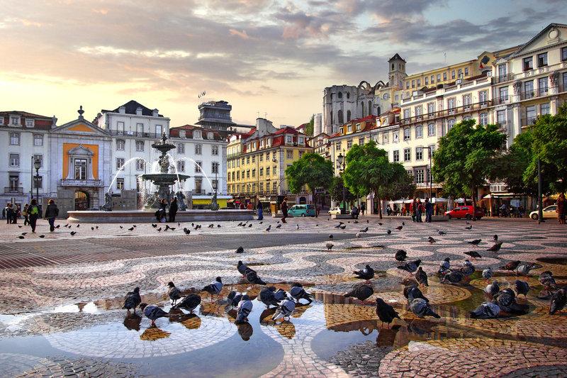Lissabon ab 1670 € 4