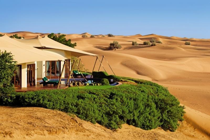 Al Maha (Dubai Desert Conservation Reserve) ab 3295 € 1