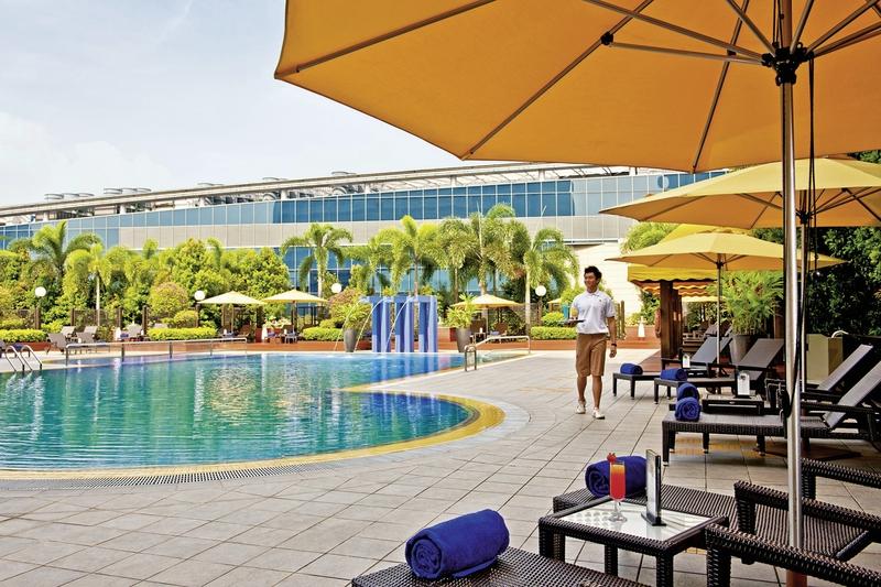 Marina Mandarin demnächst Parkroyal on Marina Bay in Singapur (Zentral) ab 1128 €