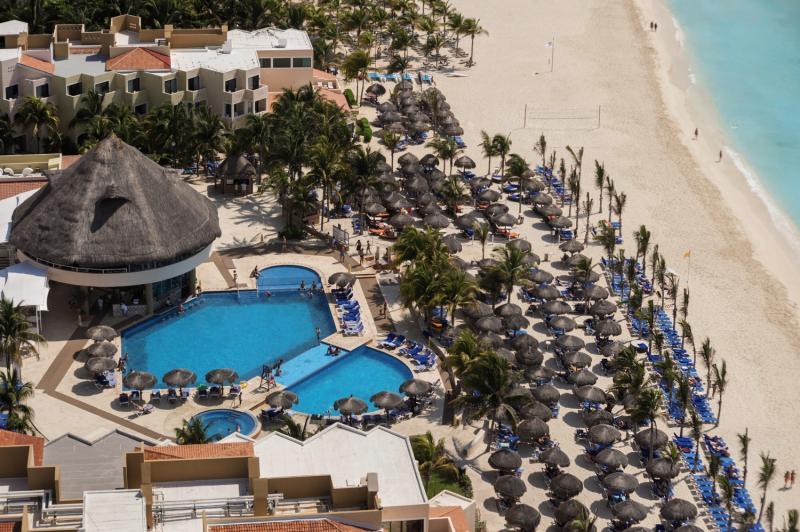 Hotel Viva Wyndham Maya Mexiko