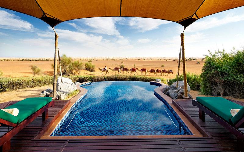 Al Maha (Dubai Desert Conservation Reserve) ab 3295 €