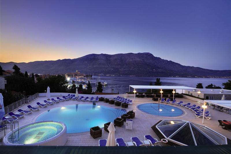 Hotel Marco Polo Kroatische Inseln