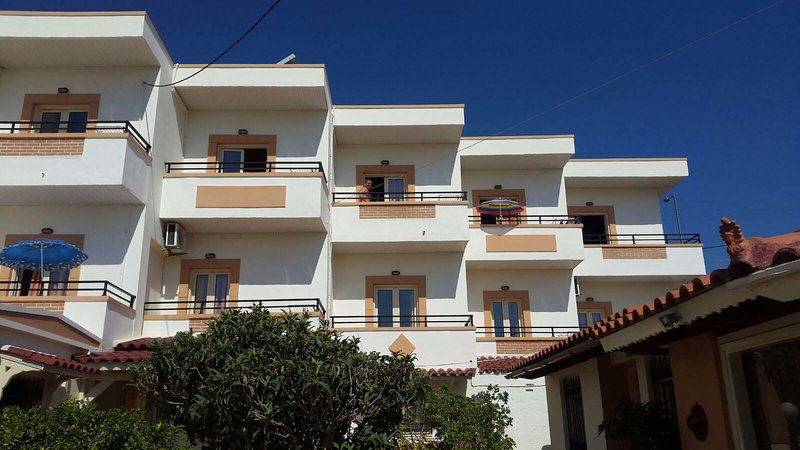 7 Tage in Stalis (Stalida) Electra Appartements