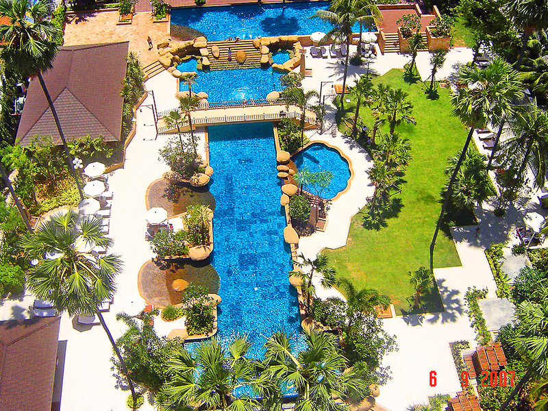 Top Thailand-Deal: Jomtien Palm Beach in Jomtienab 976€