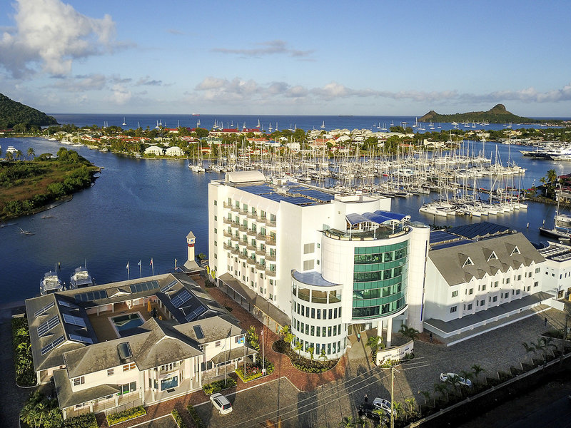 7 Tage in Rodney Bay Village (Saint Lucia Island) Harbor Club
