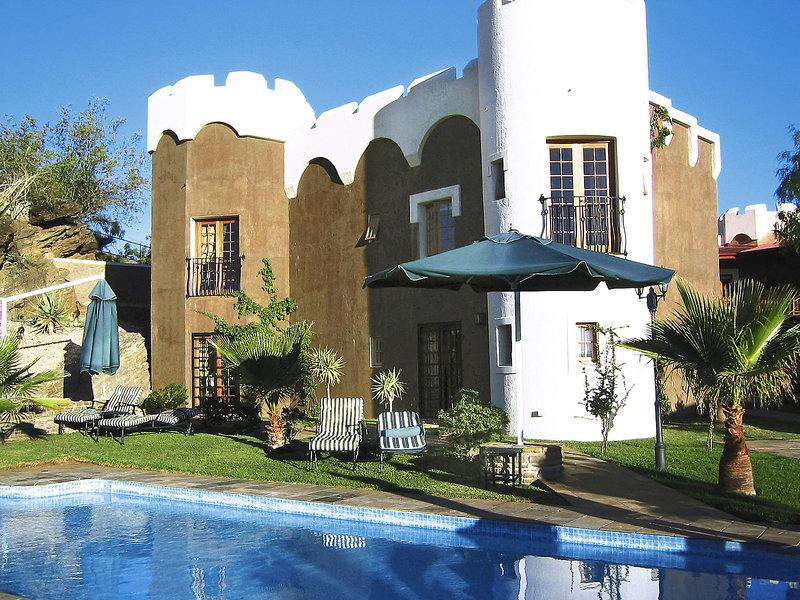 8 Tage in Windhoek (Region Khomas) Heinitzburg