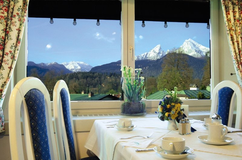 Treff Alpenhotel Kronprinz in Berchtesgaden ab 623 €