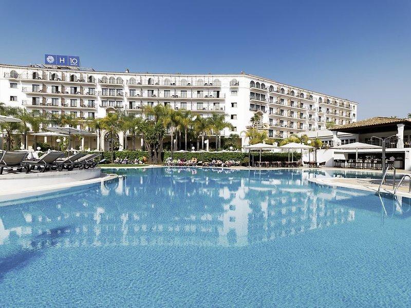 H10 Andalucia Plaza - Erwachsenenhotel 7 Tage Spanien mit HP
