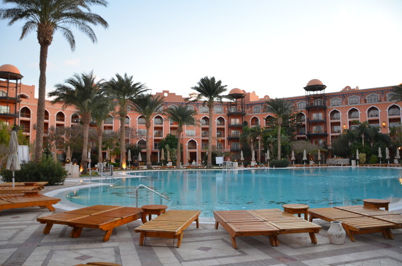 z.B. 7 Tage All Inclusive & Flug Hurghada<br>GRAND RESORT HURGHADA