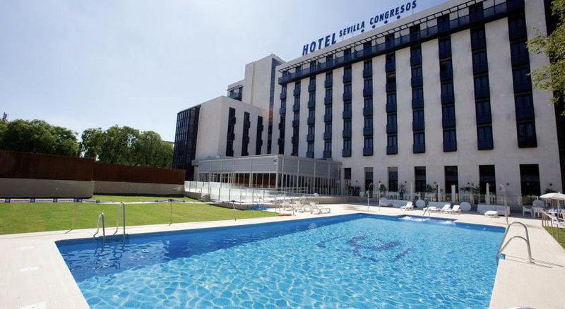 Hotel M.A. Sevilla Congresos in Sevilla, Andalusien P