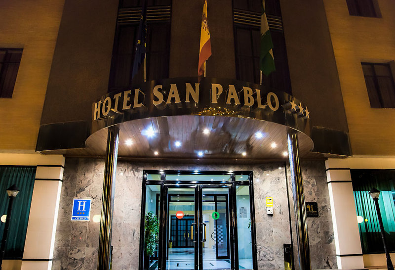 San Pablo in Sevilla, Andalusien A