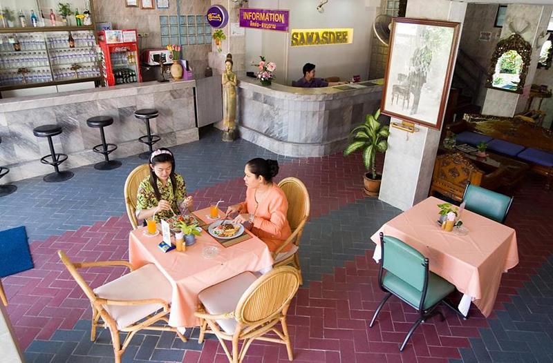 Sawasdee Sabai in Pattaya, Pattaya