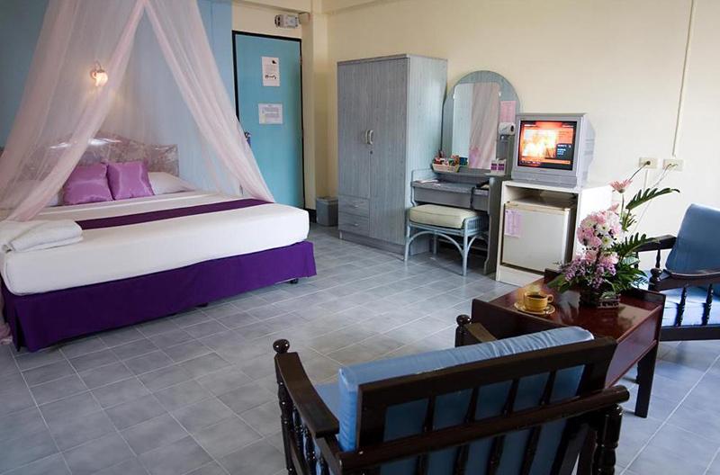 Sawasdee Sabai in Pattaya, Pattaya W