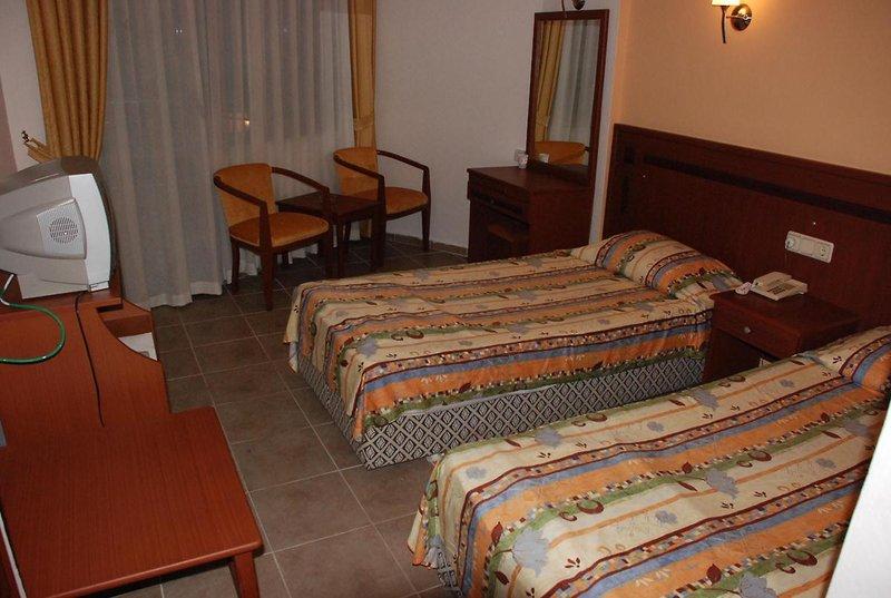 Kleopatra Develi Hotel in Alanya, Türkische Riviera W