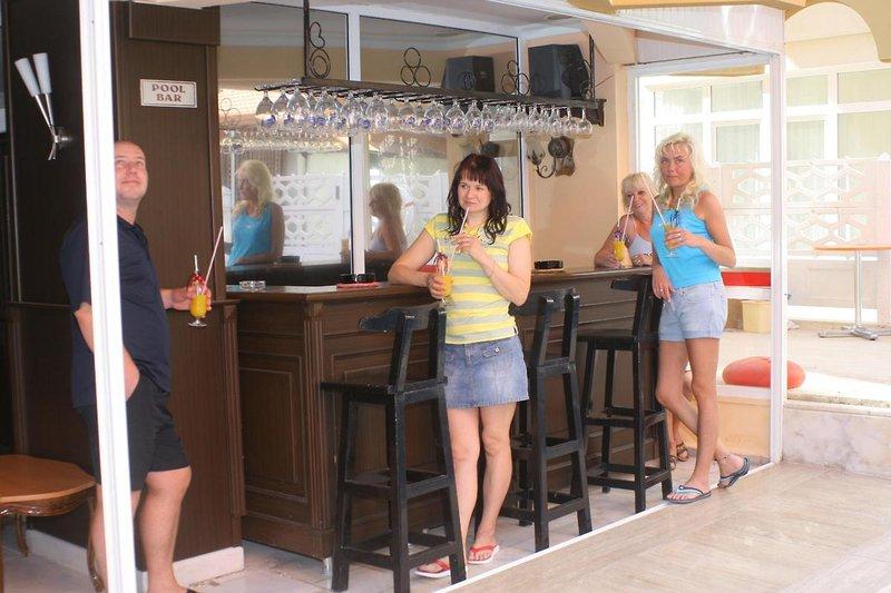 Kleopatra Develi Hotel in Alanya, Türkische Riviera BA