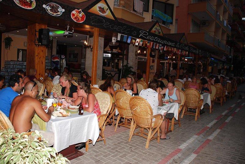 Kleopatra Develi Hotel in Alanya, Türkische Riviera R