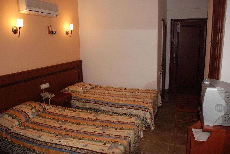 Kleopatra Develi Hotel in Alanya, Türkische Riviera