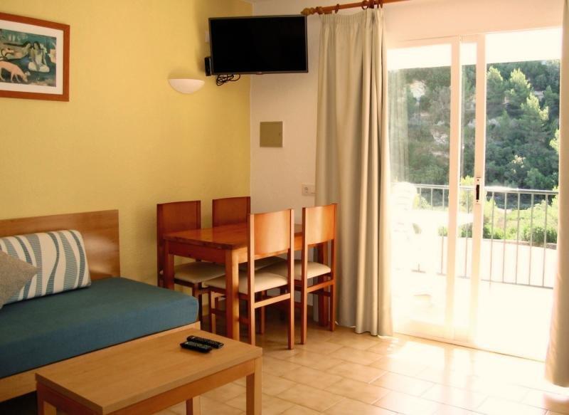 Alta Galdana Playa Apartamentos in Cala Galdana, Menorca