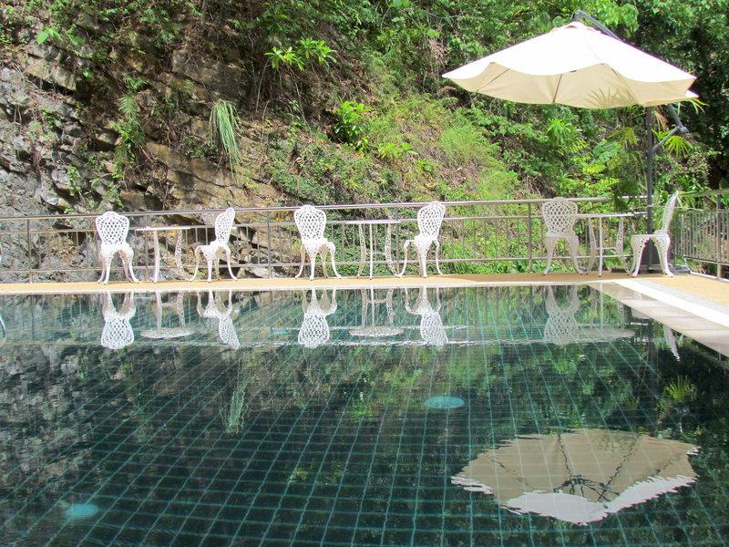 Aonang Mountain View in Krabi, Süd-Thailand P