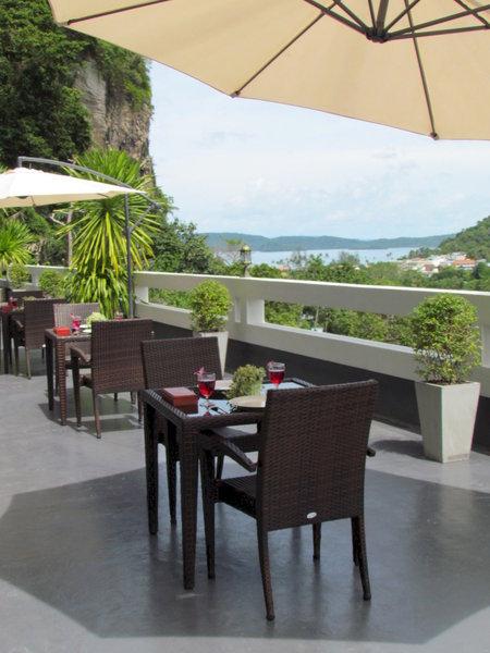 Aonang Mountain View in Krabi, Süd-Thailand R