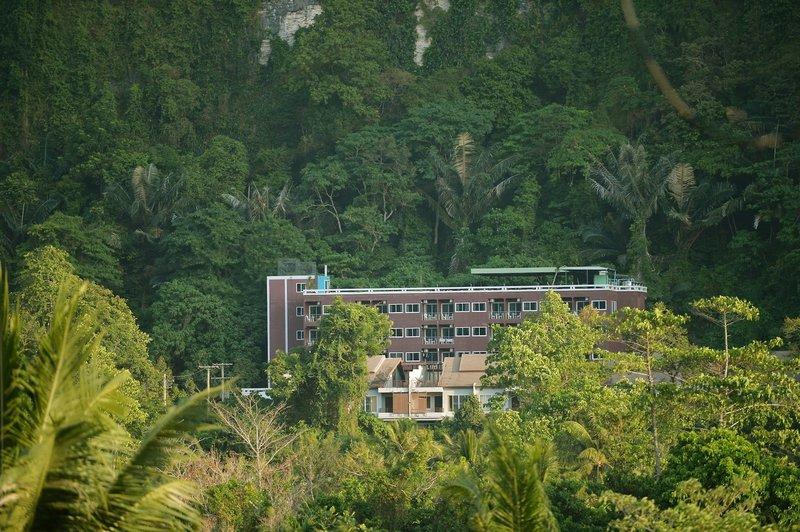 Aonang Mountain View in Krabi, Süd-Thailand