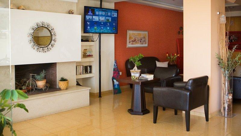 Loutra Beach Hotel in Kassandra, Chalkidiki L