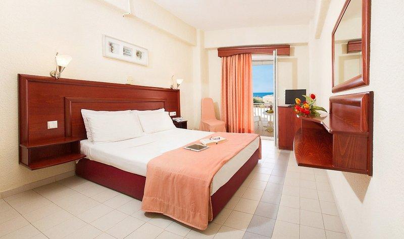 Loutra Beach Hotel in Kassandra, Chalkidiki W