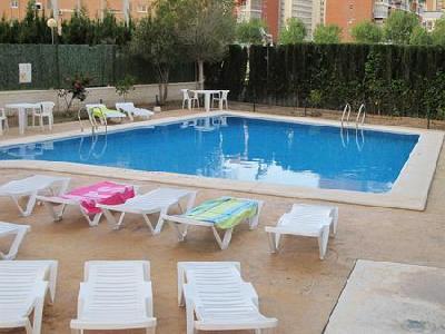 Apartamentos Playamar in Puerto del Carmen, Lanzarote